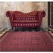 Classic Afghan Pattern 120x170 Rug