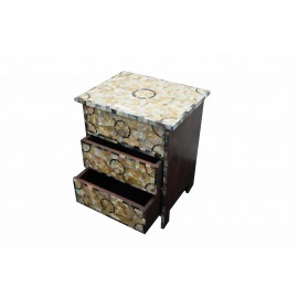 Mother of Pearl Drawer Chest