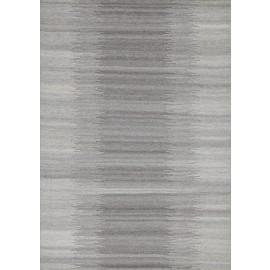 Natural Gray color Viscose Kilim with backing