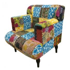 Kantha Fabric Sofa
