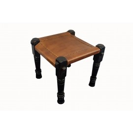 Leather bench/Stool